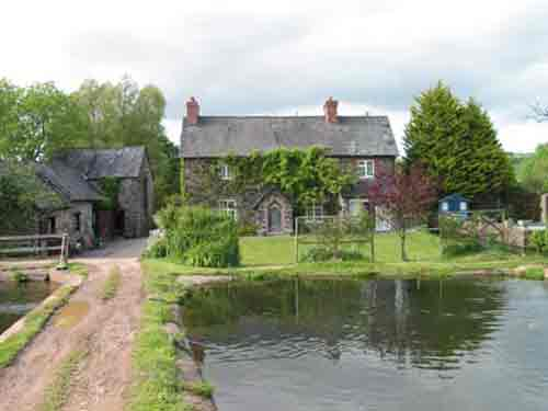Eve Vally Fishery House